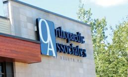 Orthopaedic Associates of Duluth Exterior Sign