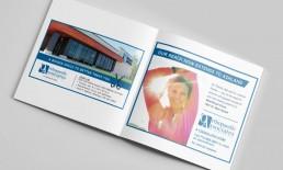 Orthopaedic Associates Print Ad Designs.