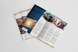 Northland Foundation Annual Report Mock-up.