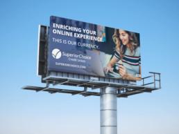 Superior Choice Billboard Mock Up