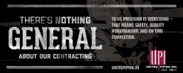 united piping inc theres nothing general brand ad