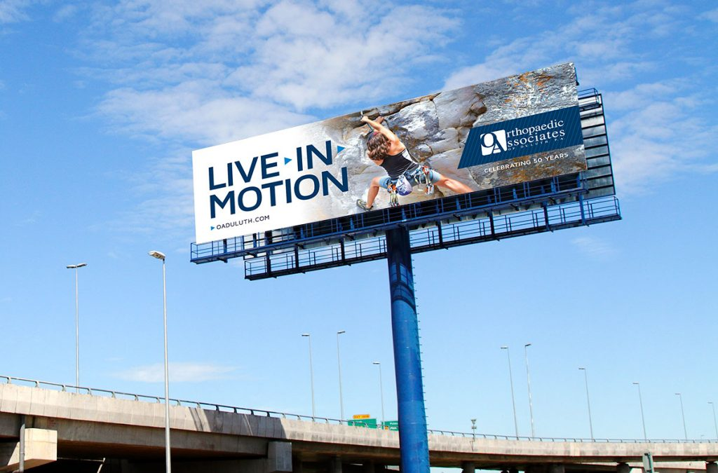 Orthopaedic Associates Outdoor Billboard