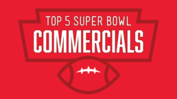 Super Bowl Commercial logo