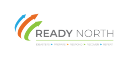 Ready North color logo